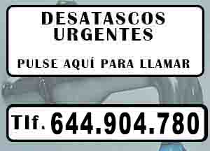 Desatascos Ibi Urgentes